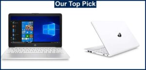 HP Stream Laptop PC- with a powerful processor-min