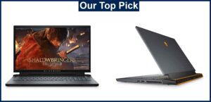 Alienware New M15-with powerful processor