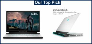 New Alienware m15-with lightweight and handy design
