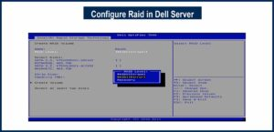 How to Configure Raid in Dell Server Step by Step