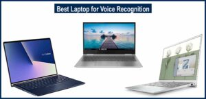 best laptop for voice recognition software