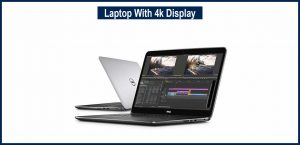 Laptop With 4k Display